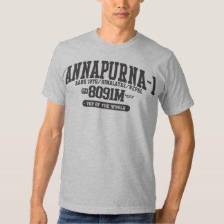 Annapurna 1 tshirts