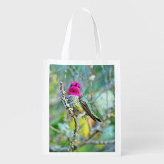 Annas Kolibri Einkaufstasche