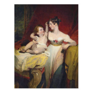 Anne, Viscountess Pollington, Gräfin Postkarte