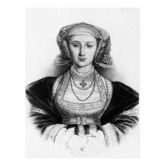 Anne von Cleves Postkarte