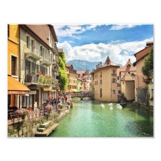 Annecy-Druck Fotodruck