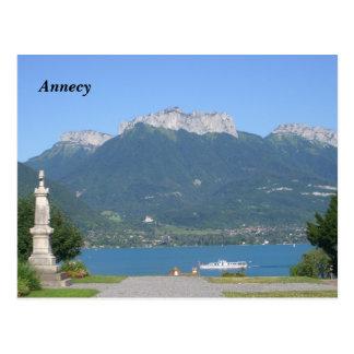 Annecy - postkarte