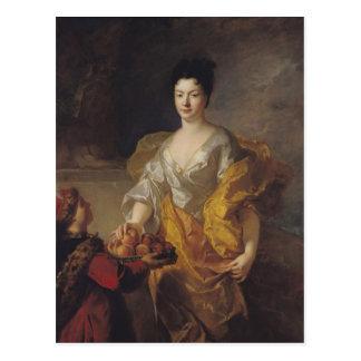 Annemarie de Bosmelet, Herzogin der La-Kraft Postkarte
