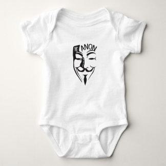 Anonym Baby Strampler