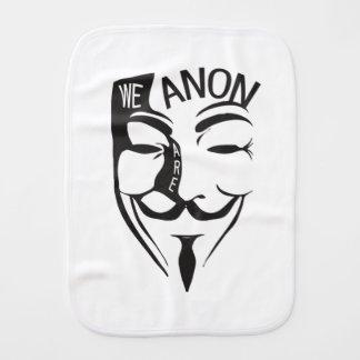 Anonym Spucktuch