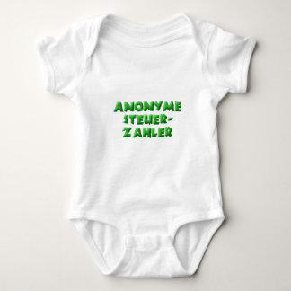 Anonyme Steuerzahler Baby Strampler