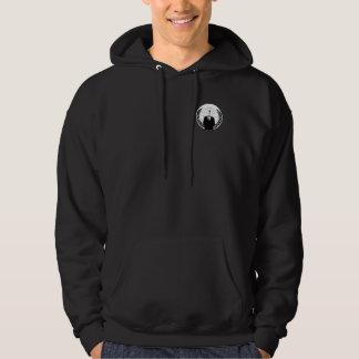 anonyme w/motto ziehen sich zurück kapuzensweatshirts