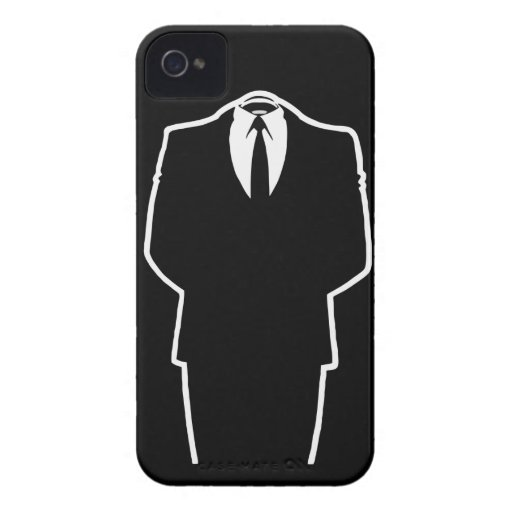 Anonymer iPhone 4 Fall Case-Mate iPhone 4 Hülle