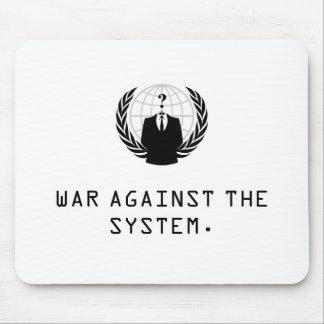 anonymer Krieg gegen das System Mousepad