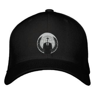 Anonymes Logo Baseballkappe