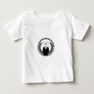 Anonymes Logo w/motto Tshirt