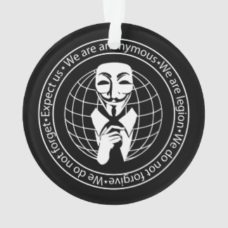 Anonymes Siegel Ornament