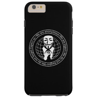 Anonymes Siegel Tough iPhone 6 Plus Hülle
