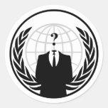 Anonymous International Sticker