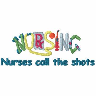Anruf-Schuss-Krankenschwester