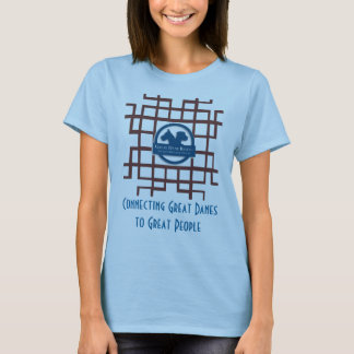 AnschließenDeutsche Doggen zu den großen Leuten T-Shirt