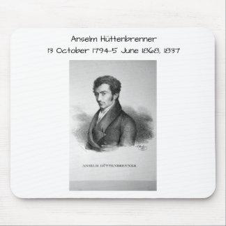 Anselm Huttenbrenner 1837 Mousepad
