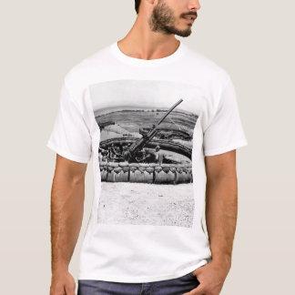 Ansicht #4 90mm AAA Gewehr emplacement_War Bildes T-Shirt