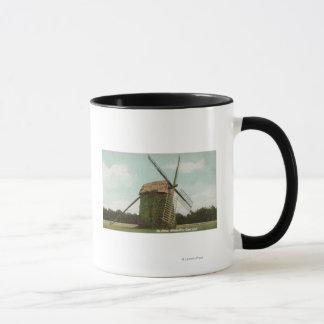 Ansicht der ältesten Windmühle auf Cape Cod Tasse