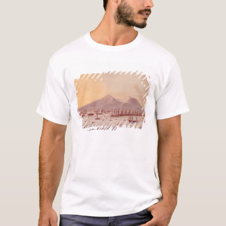 Ansicht der Bucht von Neapel, 1798 T-Shirt