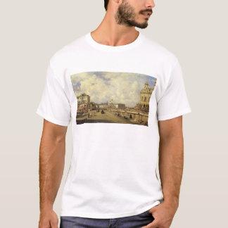 Ansicht der Christus-Retter-Kathedrale T-Shirt
