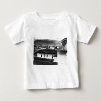 Ansicht der Dächer von Florenz durch Max Baby T-shirt