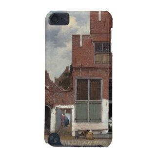 Ansicht der Häuser in Delft die kleine Straße iPod Touch 5G Hülle