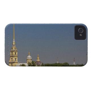 Ansicht der Heiliger Peter- und Paul-Kathedrale 2 iPhone 4 Hülle