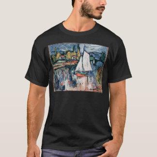 Ansicht der Seines T-Shirt