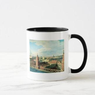 Ansicht der Stadt von Berlin mit Altes Museum Tasse