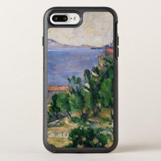 Ansicht des Bergs Marseilleveyre und der Insel OtterBox Symmetry iPhone 8 Plus/7 Plus Hülle