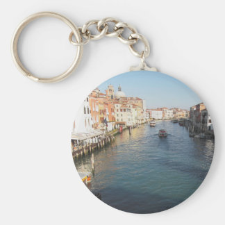 Ansicht des berühmten Canal Grande in Venedig, Schlüsselanhänger