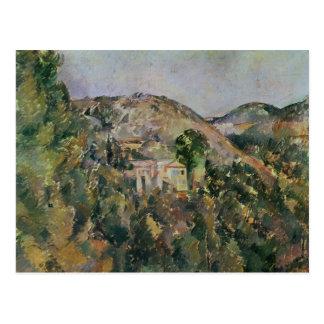 Ansicht des Domaine St Joseph, späte 1880s Postkarte