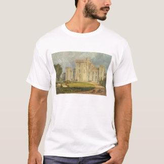 Ansicht des Hampton Court vom Nordwesten, c.1806 T-Shirt