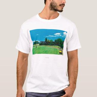 Ansicht eines Grüns am königlichen Kaanapali Golf T-Shirt