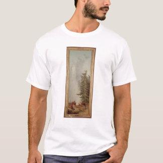 Ansicht eines Parks, 1783 T-Shirt