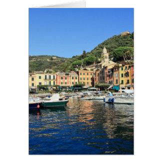 Ansicht in Portofino Karte