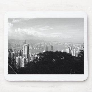 Ansicht über Hong Kong Mauspads