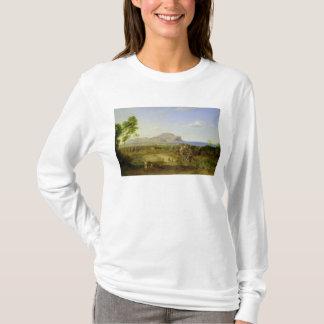 Ansicht über Palermo, 1828 T-Shirt