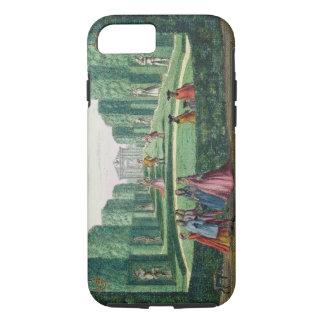Ansicht vom grünen Loggia zum Theater, von 'H iPhone 8/7 Hülle