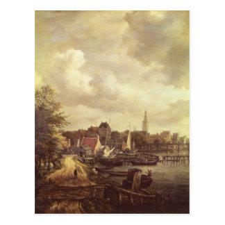Ansicht von Amsterdam Postkarte