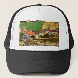 Ansicht von Auvers Vincent van Gogh Truckerkappe