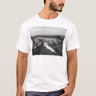Ansicht von Brücke St. Benezet T-Shirt