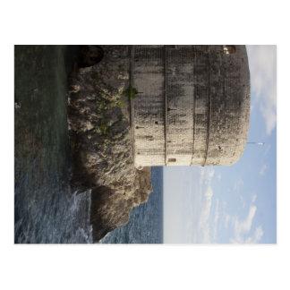 Ansicht von Dubrovnik, Kroatien Postkarte