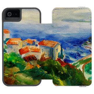 Ansicht von Eze Incipio Watson™ iPhone 5 Geldbörsen Hülle