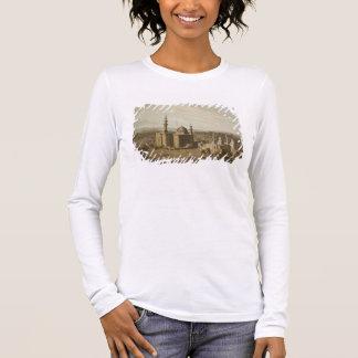 Ansicht von großartigem Kairo, graviert von Daniel Langarm T-Shirt