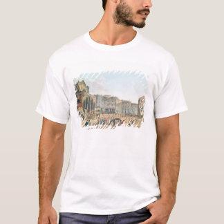 Ansicht von Heilig-Germain-l'Auxerrois, c.1802 T-Shirt