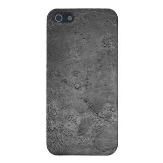 Ansicht von hinten den Mond iPhone 5 Case