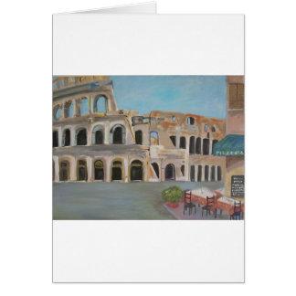 Ansicht von ihm Kolosseum Karte