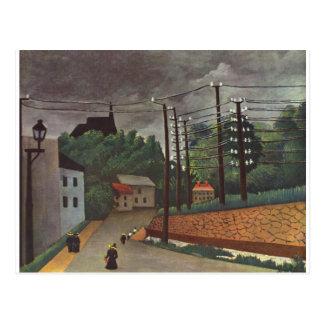 Ansicht von Malakoff Hauts de Seine durch Henri Postkarte